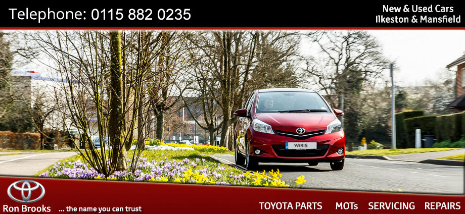 Ronbrooks Ilkeston - Used cars in Ilkeston